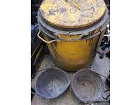 Bitumen Boiler 15 Gallon