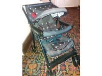 Baby Dollss Pushchair. Mama and Papas
