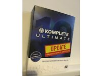 Native Instruments Komplete 10 Ultimate back up HD on USB3 500GB