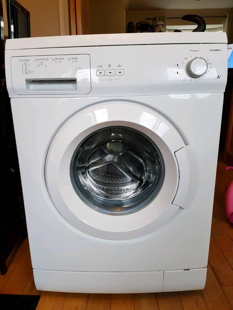 Currys Essentials Washing Machine In Sunderland Tyne