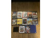13 PS2 Game Bundle - Including GTA 3 and Vice City - Excellent Condition!