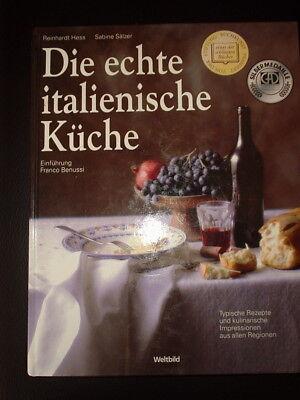 Die echte italienische Küche Sälzer Hess Benussi GU