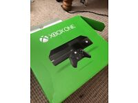 Xbox one one 500mb boxed