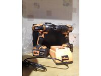 Brand new unused Triton cordless drill set