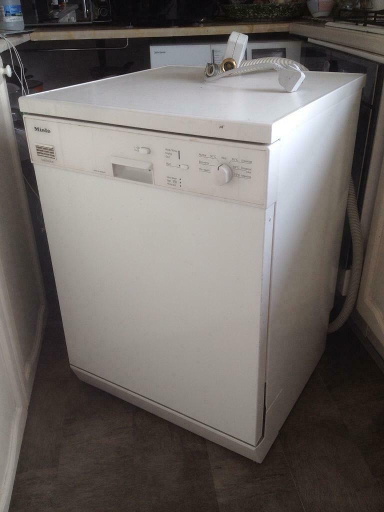 Miele Dishwasher (Repair or Parts) reduced price | in Liberton, Edinburgh |  Gumtree