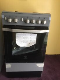New Free Standing Indesit Gas Cooker