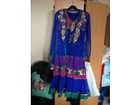 Asian eid and party wear dresses