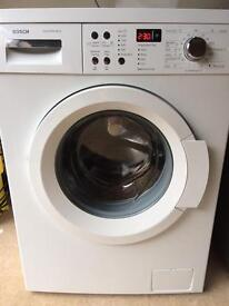 Bosch Washing Machine 2 years old