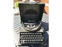 Imperial 'The Good Companion' Typewriter