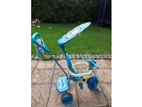 Little tikes 4 in 1 tricycle