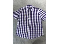 Used, Men's M&S Checked Shirt for sale  Haworth, West Yorkshire