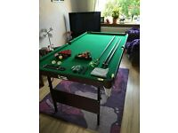 Pool/Snooker Table (Full Set)
