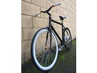 Custom fixie single speed track lightweight comfy 56cm gents not specialized trek Carrera whyte mtb