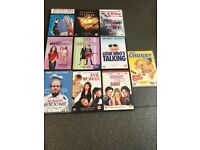 Small Bundle of DVDS FREE