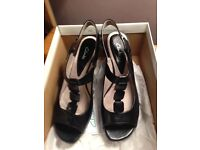 BNIB ladies Clarks shoes uk 5