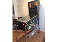 Virtual Pinball Machine With Hundreds of Tables * CNC Machined * Digital Pinball Arcade