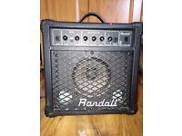 Randall RG 15 RXM guitar amp