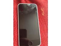Spares or repairs iPhone 5c (imei checkable)