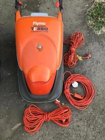Flymo Turbo 330