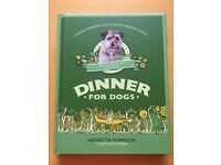 Dinner for Dogs Book - Henrietta Morrison