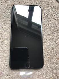 iPhone 7 plus black 256 gb unlocked