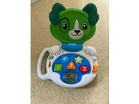 Leap frog scout computer