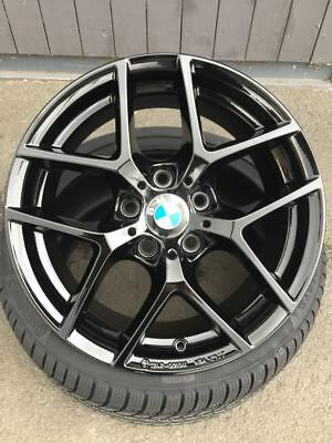 17 Zoll Borbet Y Felgen für BMW 1er E81 E82 E87 E88 F20 F21 M Paket Performance ()