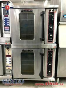 DOUBLE DECK CONVECTION OVEN GARLAND