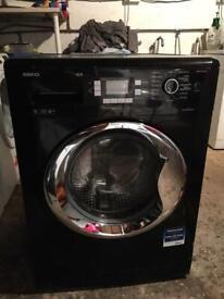 Beko Excellence, Washing Machine, 9KG, 1200RPM, Black