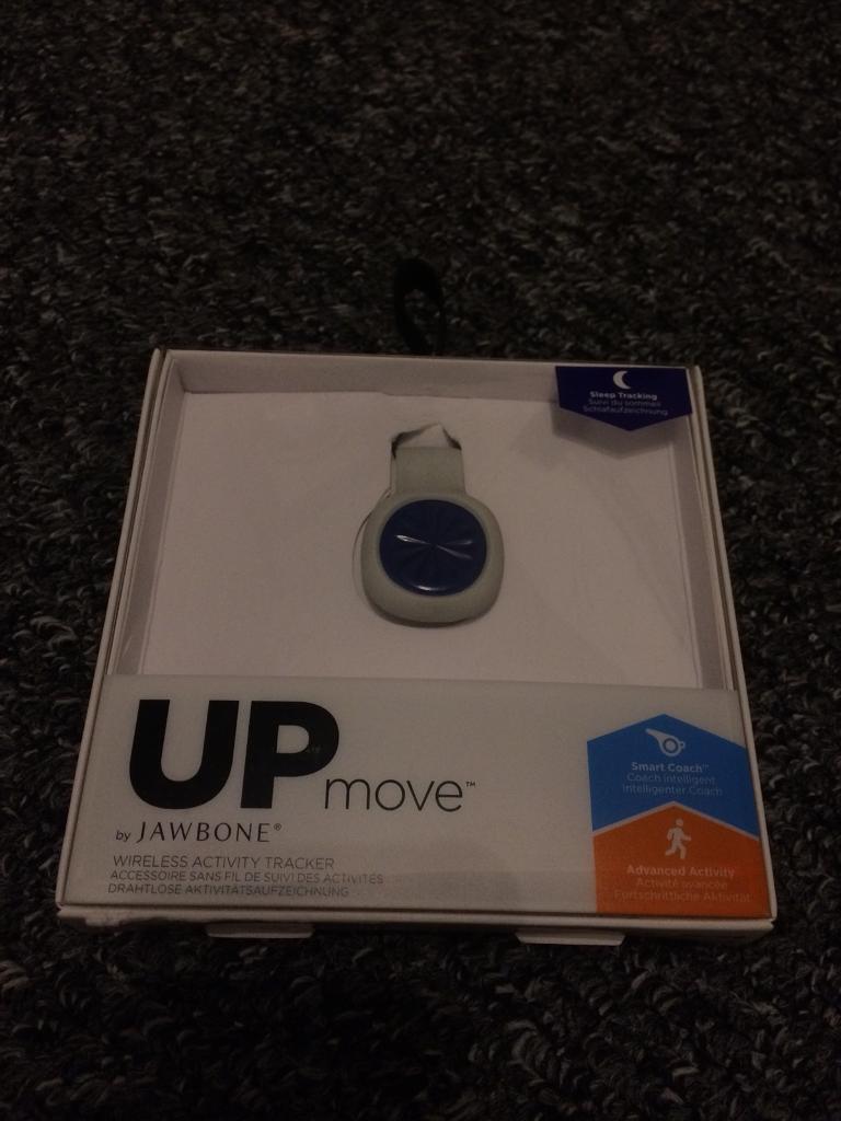 Jawbone Up Move Fitness Tracker