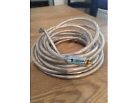 Qed signature 6m sub woofer cable