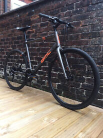 BMC Alpenchallenge AC02 Alivio 2017 Hybrid Bike