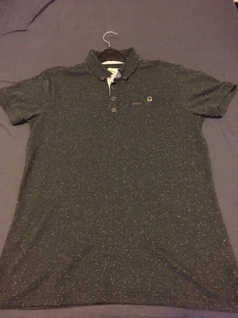 Mens designer 883 Police polo shirt Size 3 (Medium mens)