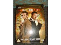 Doctor Who - Series 3 - Complete (DVD, 2007, 6-Disc Set, Box Set)