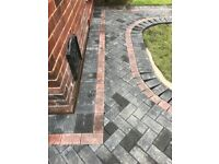 Paving, Driveways, Patios, Fencing, Gravelling, Brickwork