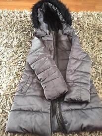Girls coat age 7-8