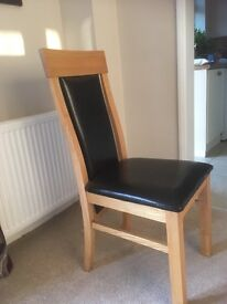 A set of Dining Chairs