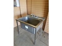 Heavy Duty Single Kitchen Sink, Great Quality. Cheapest Available on Market and Gumtree.
