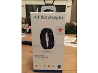 Fitbit Charge 2 - Blue