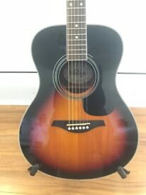 VINTAGE V300 VSB ACOUSTIC GUITAR IN EXCELLENT CONDITION