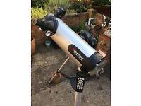 Celestron Short Reflector Telescope LCM 114