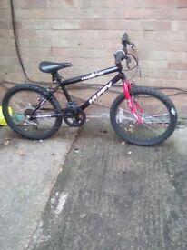 Kids bike for sale.