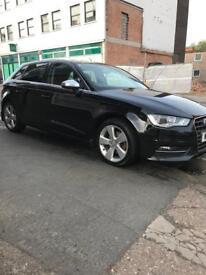 Audi A3 sport back full Audi service only £6650