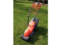 Flymo Electric Lawnmower / garden mower --