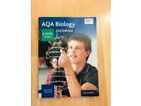 AQA Biology Year 2 Text book