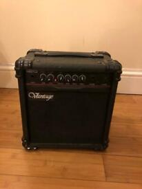 GUITAR AMPLI Vantage VG10 (practice ampli)