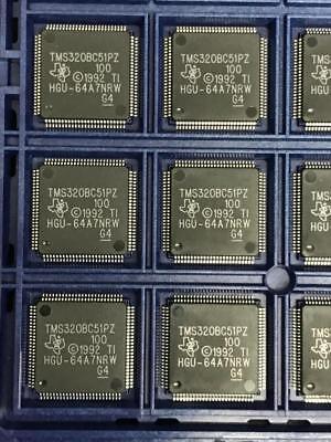 Tms320bc51pz100 - Texas Instruments - 19 Pcs Lot Ic Dsp 100lqfp
