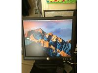 Dell e172fpt 17inch monitor