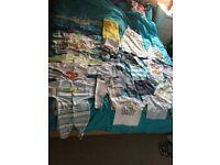 Big bundle of boy clothes 0-3 months!! Must go asap