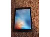 "iPad Air -wifi +4g 16gb space grey 9.7"""
